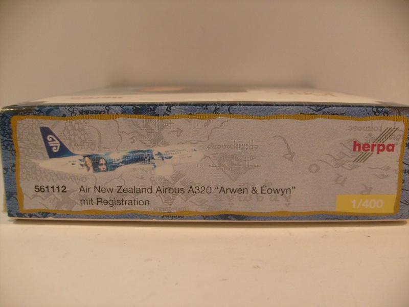 Avions Air New Zeland sur le thème Terre du milieu, Herpa S7304717