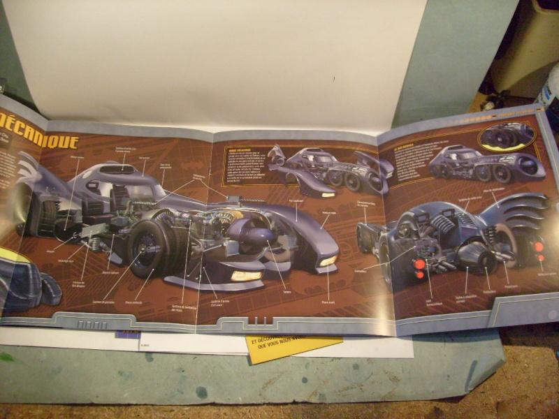 collection les véhicules de Batman, eaglemoss, Angleterre S7304846