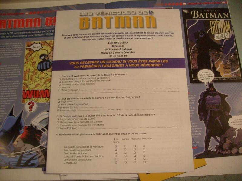 collection les véhicules de Batman, eaglemoss, Angleterre S7304847