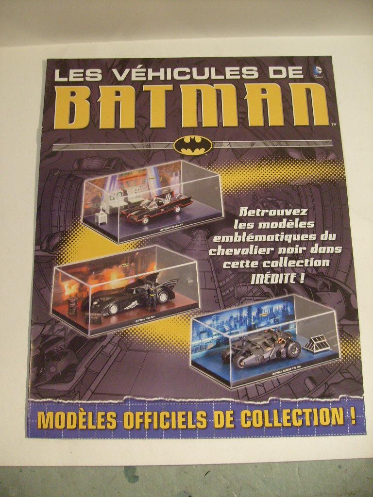 collection les véhicules de Batman, eaglemoss, Angleterre S7304848