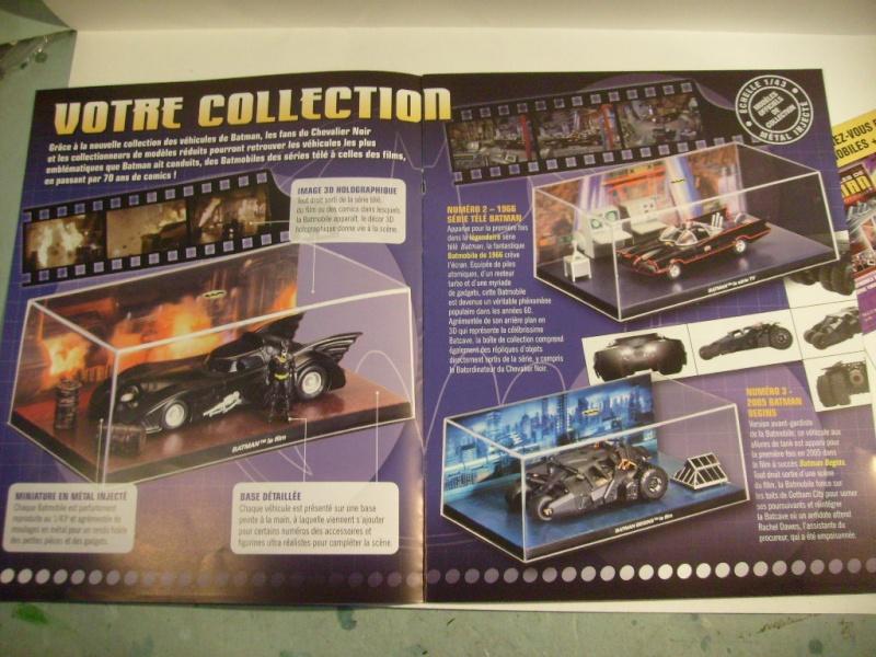 collection les véhicules de Batman, eaglemoss, Angleterre S7304849