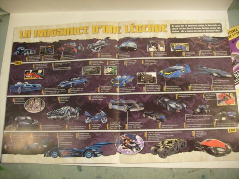 collection les véhicules de Batman, eaglemoss, Angleterre S7304850