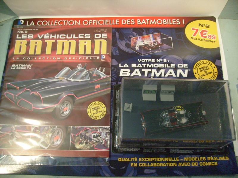 collection les véhicules de Batman, eaglemoss, Angleterre S7305010