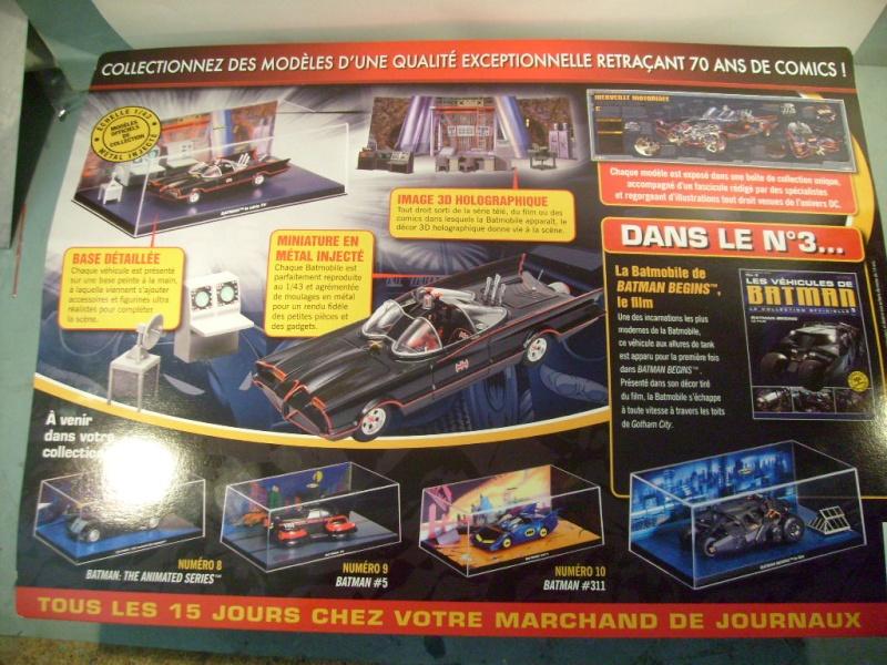 collection les véhicules de Batman, eaglemoss, Angleterre S7305011