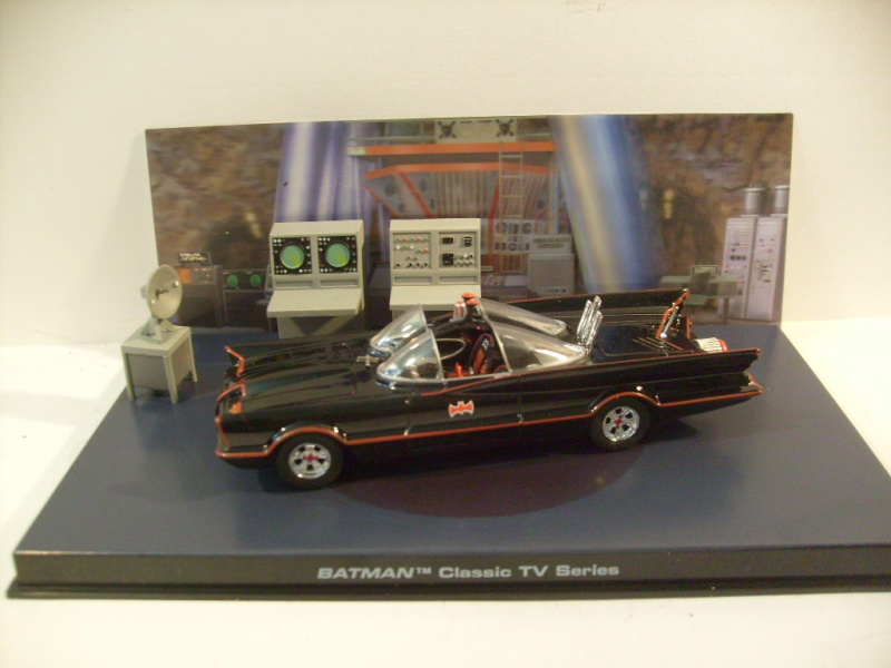 collection les véhicules de Batman, eaglemoss, Angleterre S7305022