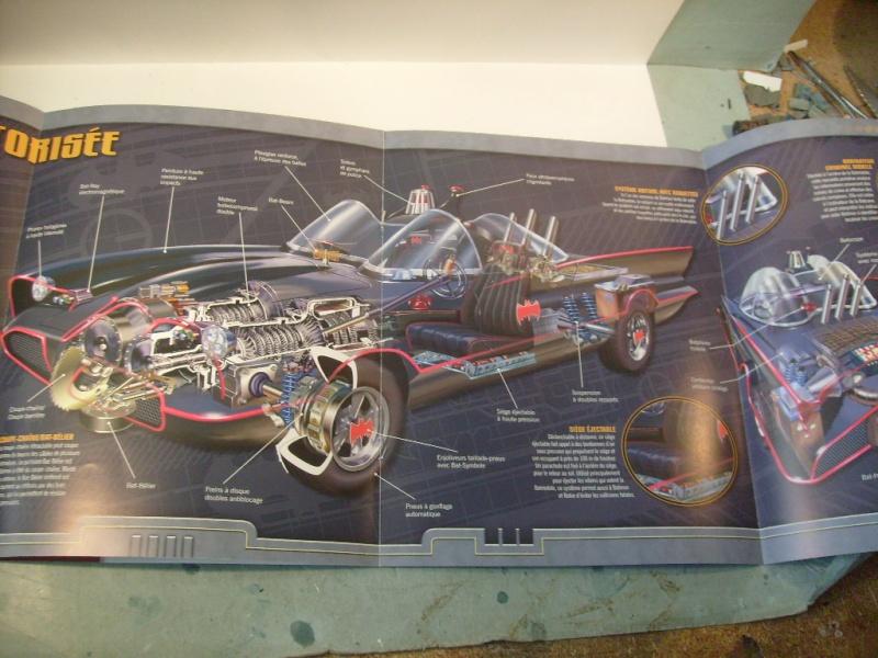 collection les véhicules de Batman, eaglemoss, Angleterre S7305024