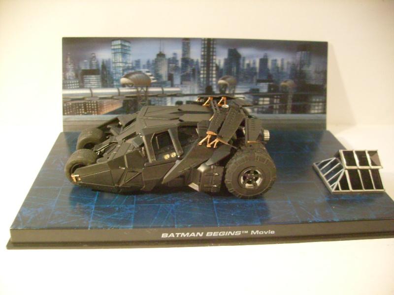 collection les véhicules de Batman, eaglemoss, Angleterre S7305079
