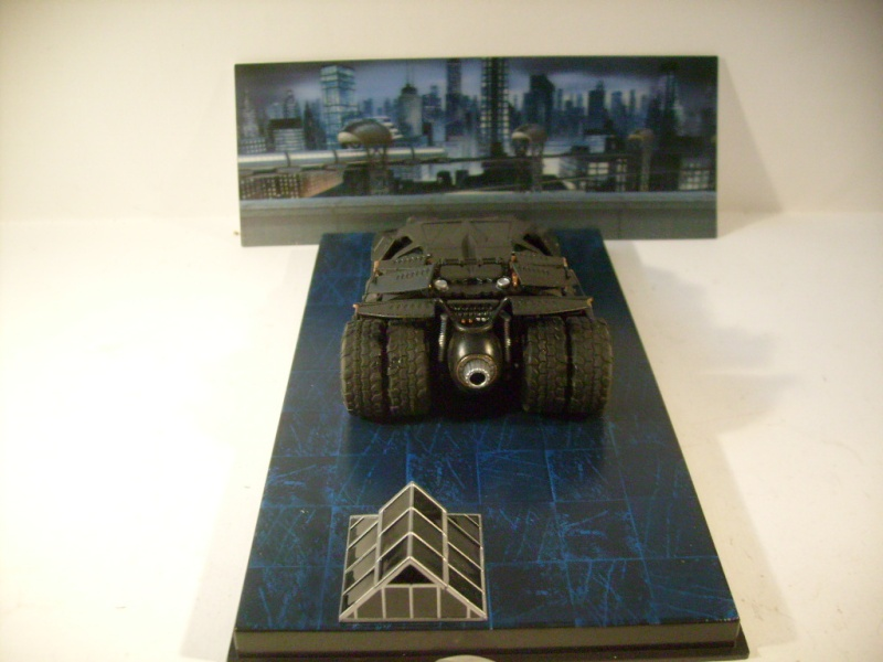 collection les véhicules de Batman, eaglemoss, Angleterre S7305082