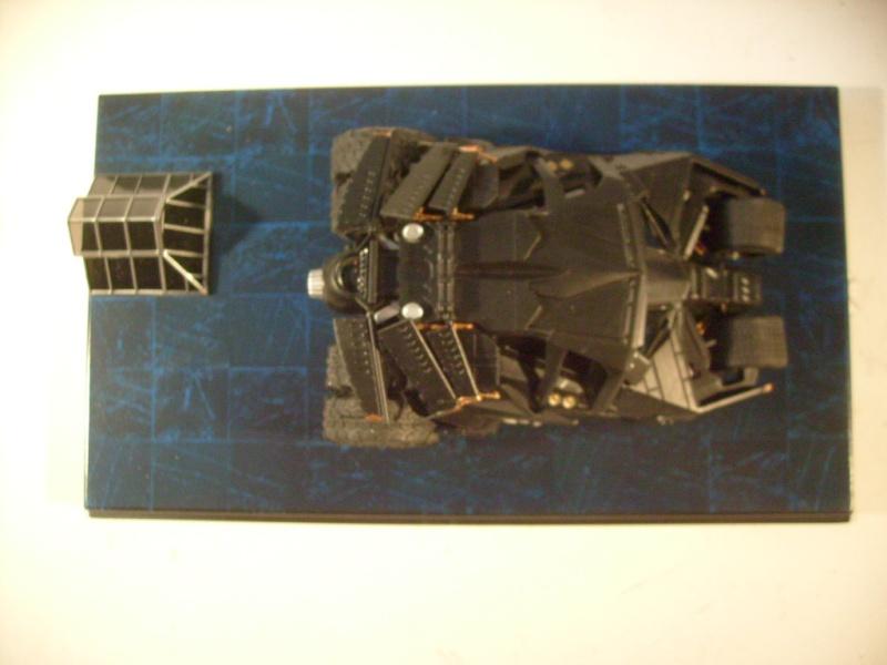 collection les véhicules de Batman, eaglemoss, Angleterre S7305083