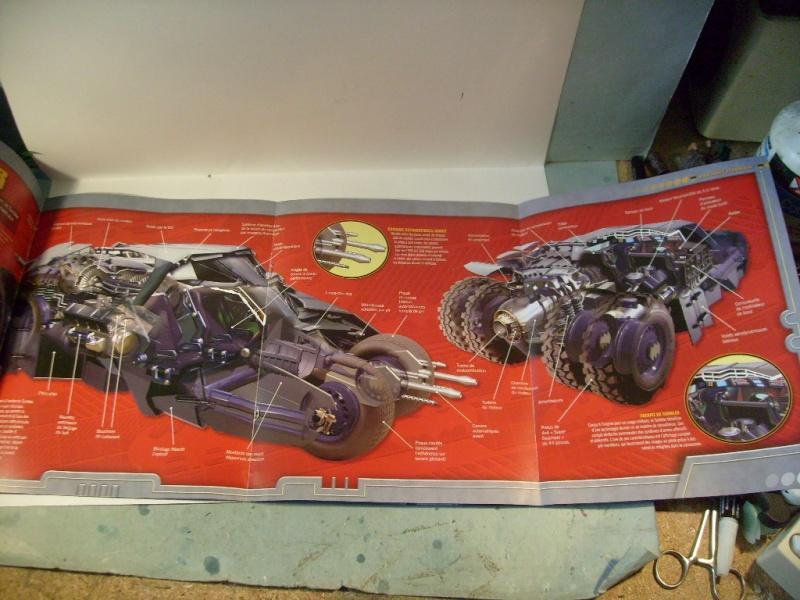collection les véhicules de Batman, eaglemoss, Angleterre S7305084