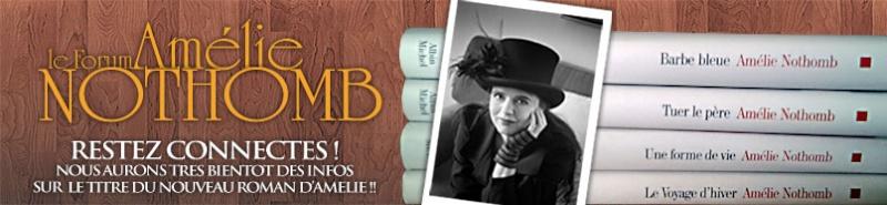 Forum Amélie Nothomb