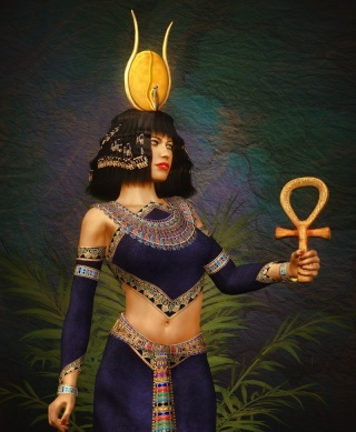 La Religion Ahmôse Hathor10