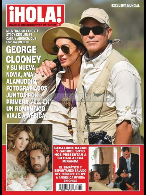 George Clooney and Amal on vacation in Tanzania and Seychelles - New Pics - Page 3 Hola_110