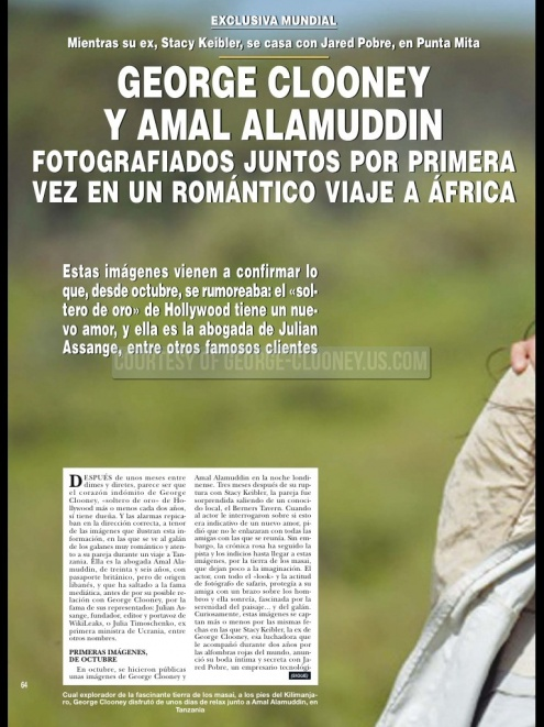 George Clooney and Amal on vacation in Tanzania and Seychelles - New Pics - Page 3 Hola_210