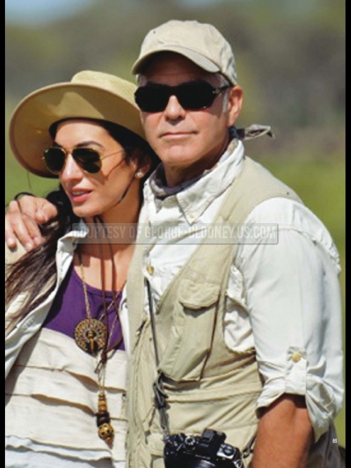 George Clooney and Amal on vacation in Tanzania and Seychelles - New Pics - Page 3 Hola_310