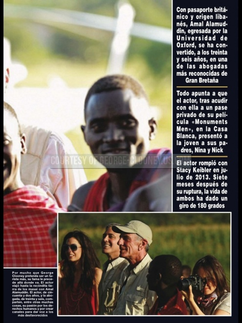 George Clooney and Amal on vacation in Tanzania and Seychelles - New Pics - Page 3 Hola_510