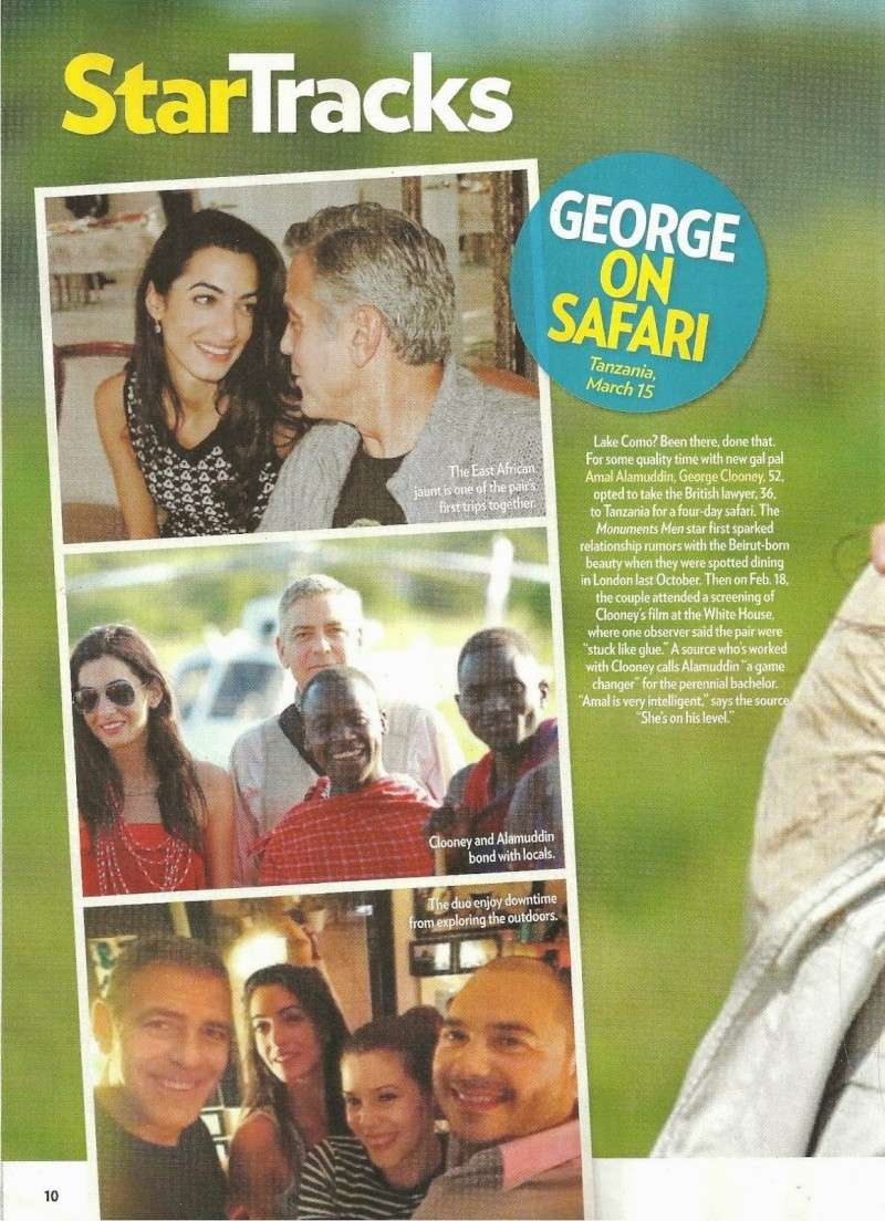 George Clooney and Amal on vacation in Tanzania and Seychelles - New Pics - Page 3 People10