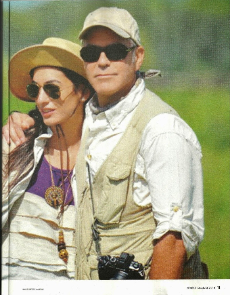 George Clooney and Amal on vacation in Tanzania and Seychelles - New Pics - Page 3 People11