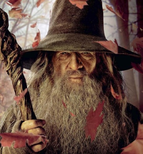 Bilbo le Hobbit - Page 5 Gandal10