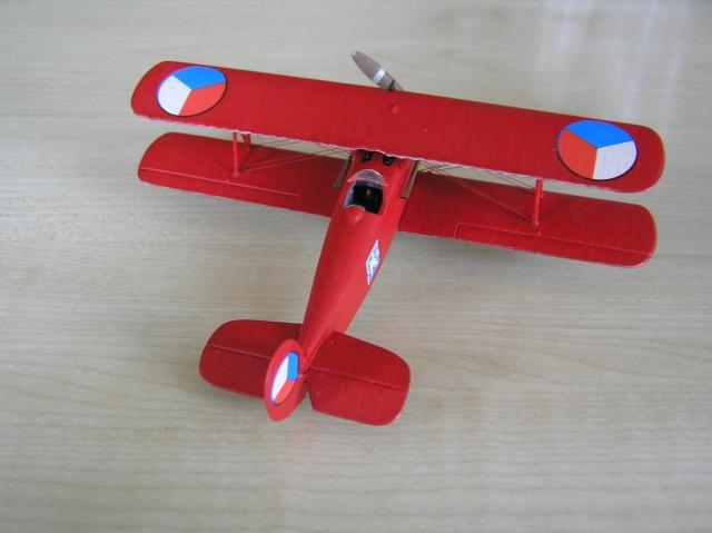 Avia BH21 , 1/72 , [KP] P2280011