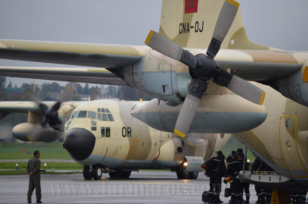 طائرات النقل العاملة بالقوات المسلحة المغربية 83536-13