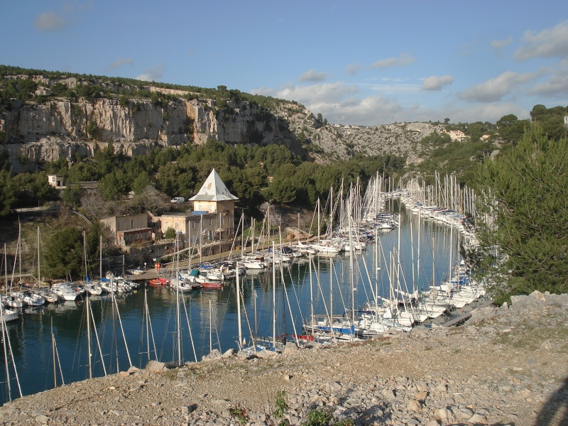 balades en Provence - Page 2 Cassis13