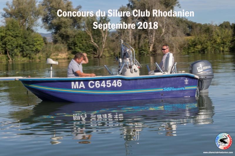 Compte rendu de notre concours silure du 8 septembre 2018 1_281x10