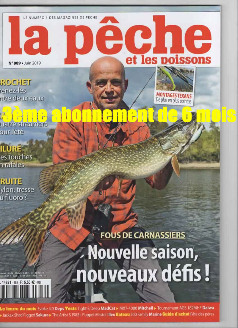 La Pêche et les Poissons 410