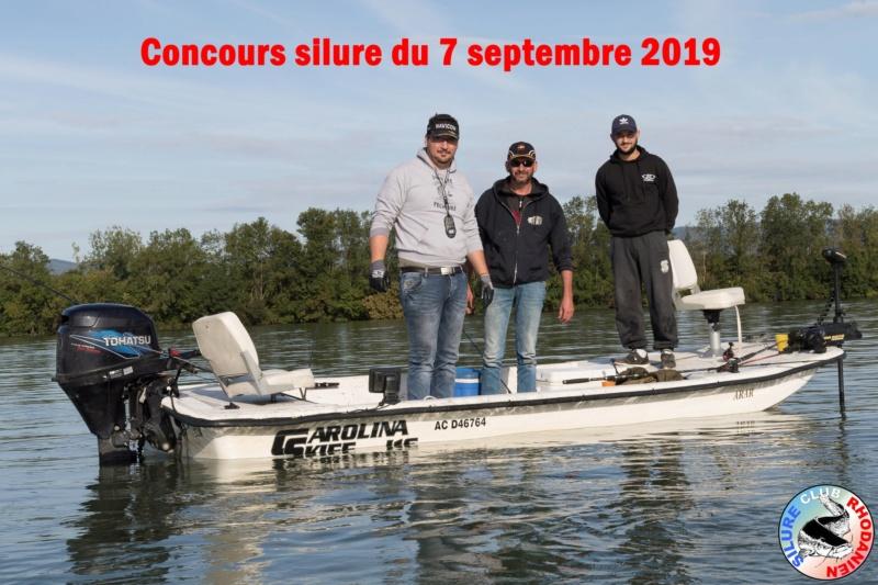 Compte rendu de notre concours du 7 septembre 2019 Conco102