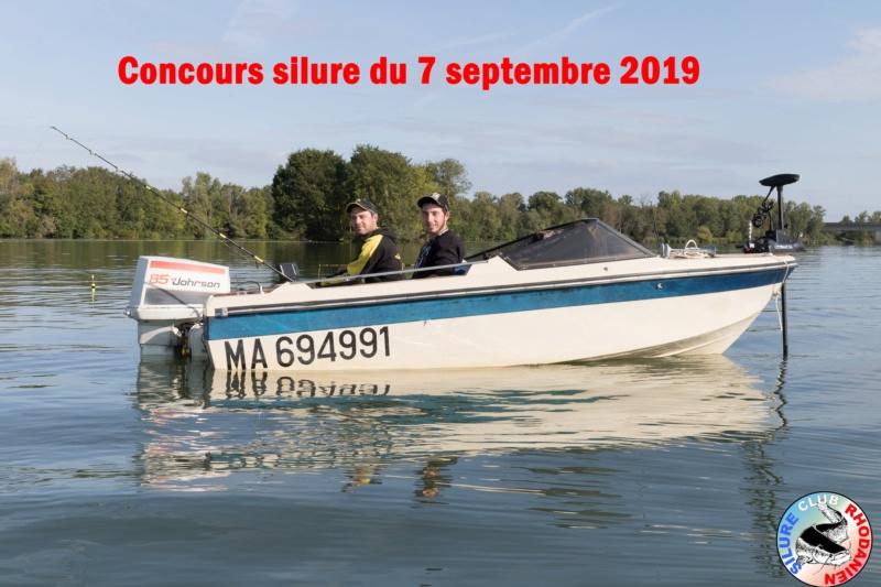 Compte rendu de notre concours du 7 septembre 2019 Conco107