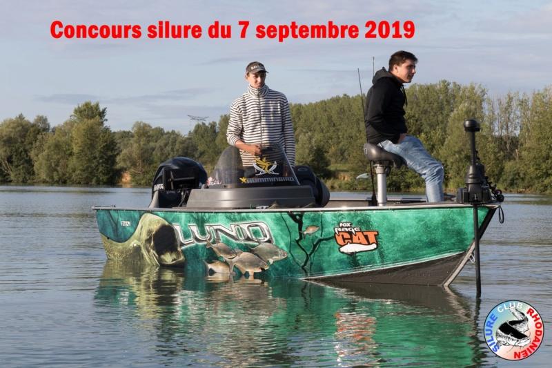 Compte rendu de notre concours du 7 septembre 2019 Concou74