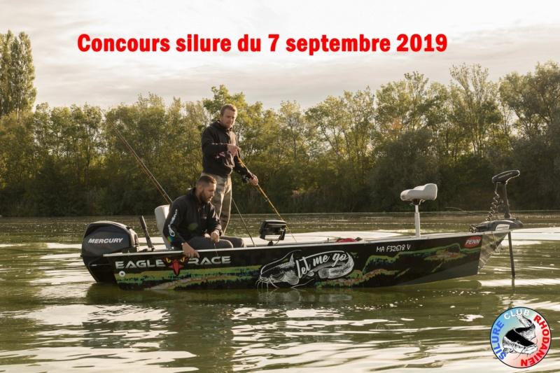 Compte rendu de notre concours du 7 septembre 2019 Concou76