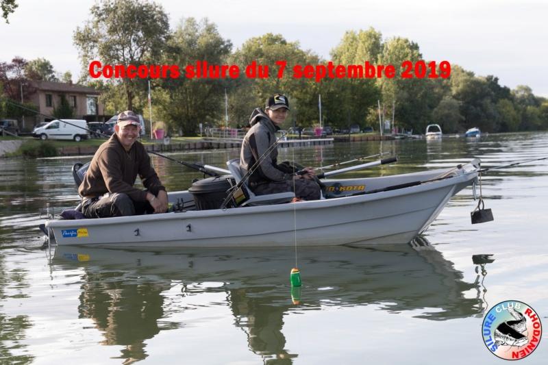 Compte rendu de notre concours du 7 septembre 2019 Concou80