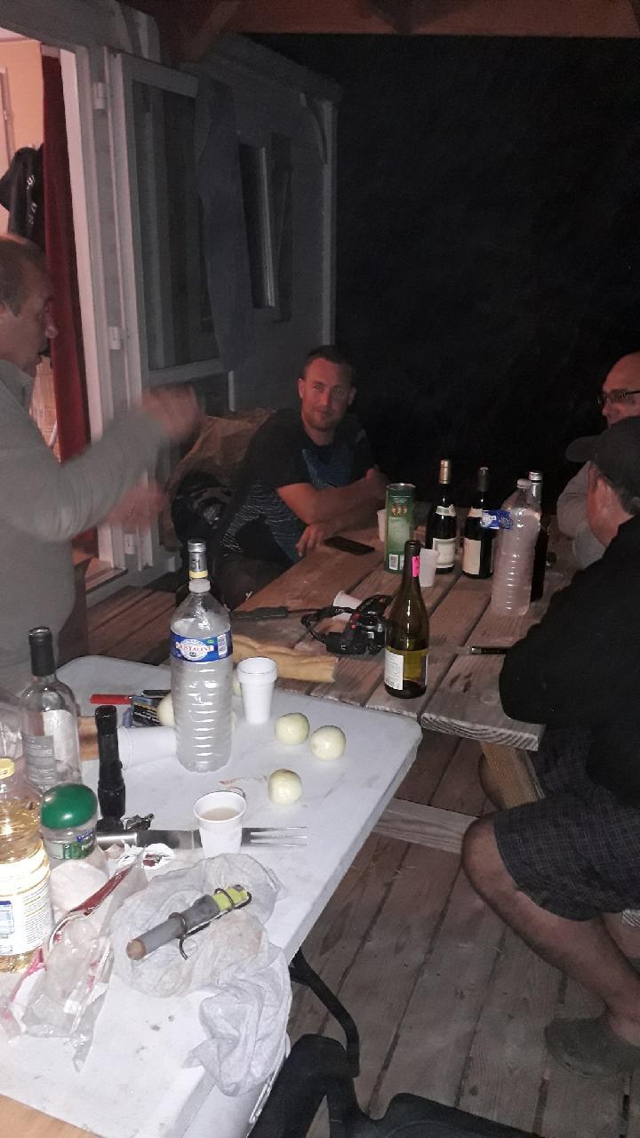 """Compte rendu de notre sortie """"club"""" à St Etienne des Sorts Img_1411"""