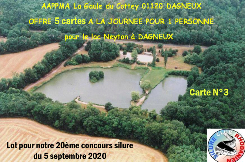 AAPPMA La Gaule du Cottey Lac310