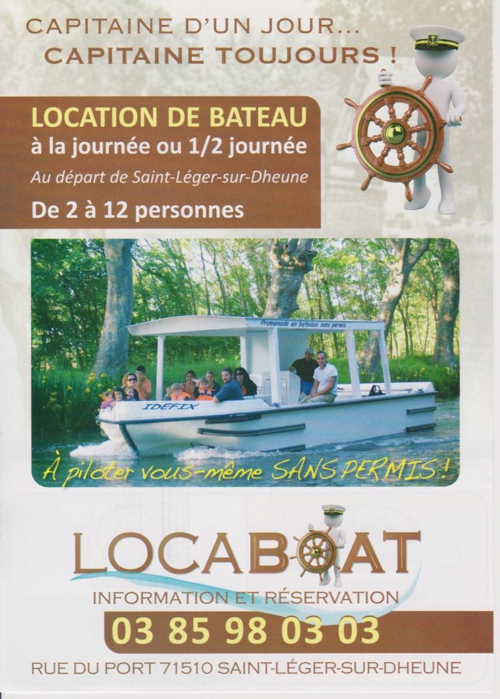 Locaboat et Franck Tremeau Numzor18