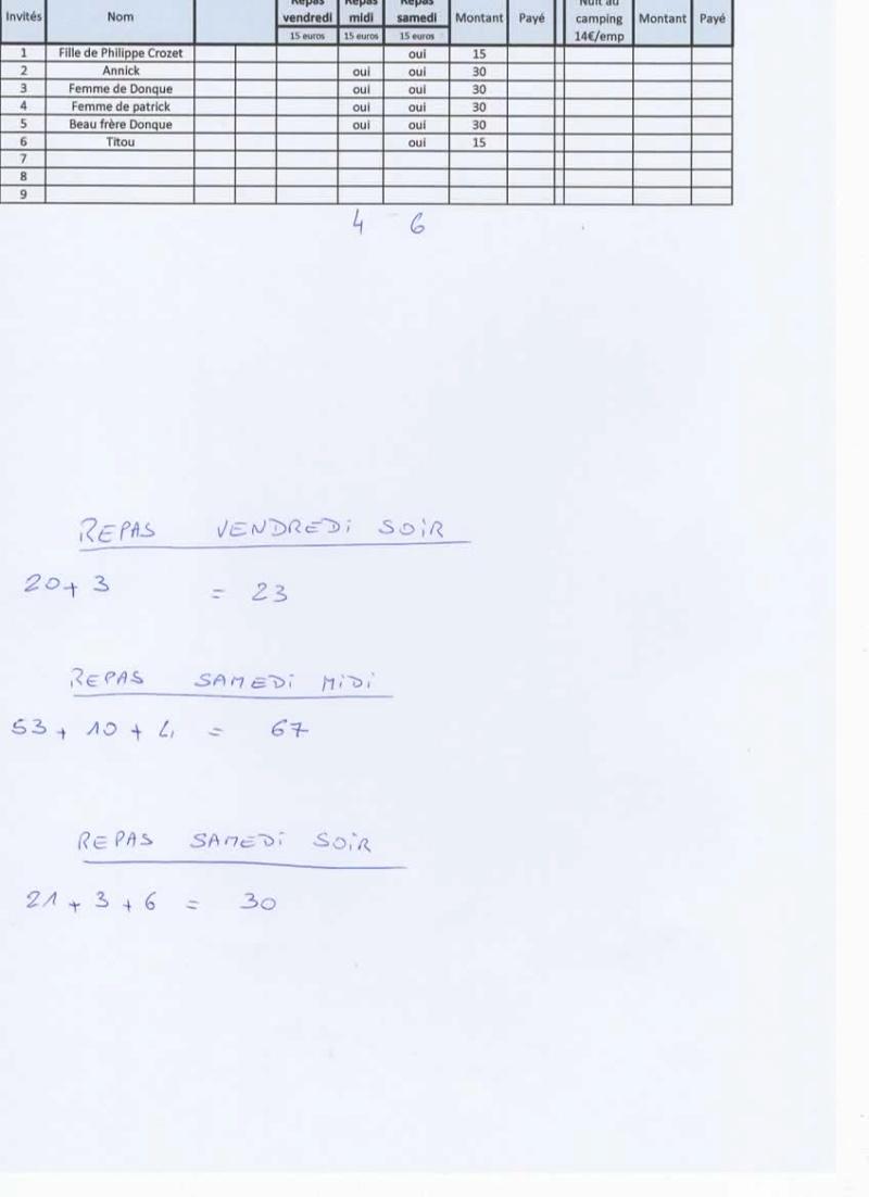 Inscriptions au concours - Page 2 Numzor23