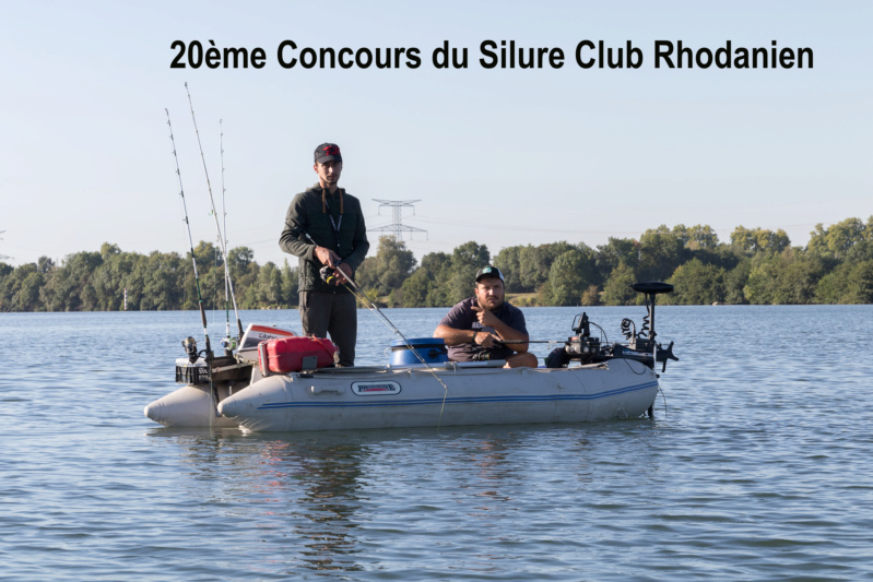 Compte rendu du 20ème concours du Silure Club Rhodanien Scr_1916