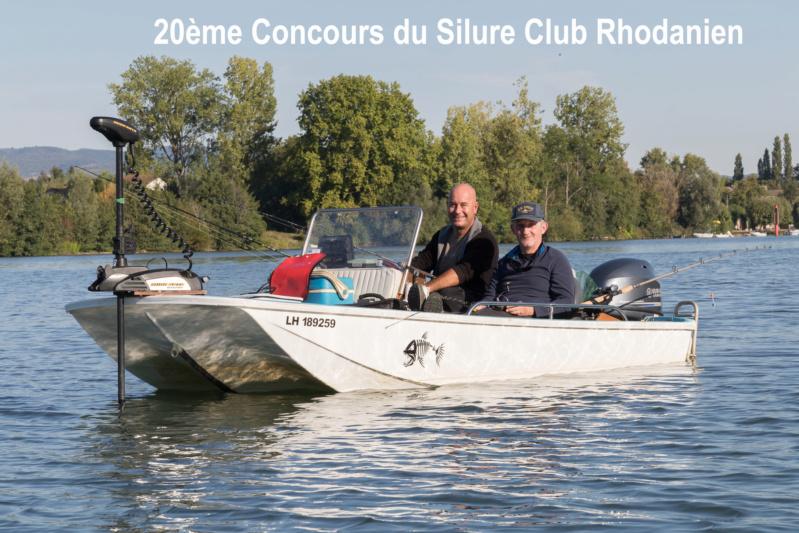Compte rendu du 20ème concours du Silure Club Rhodanien Scr_2012