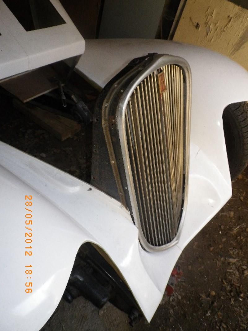 """SIMCA-FIAT, 6cv """"balilla"""", 5 """"topolino"""", 8 """"1100"""" les franco-italiennes - Page 3 410"""