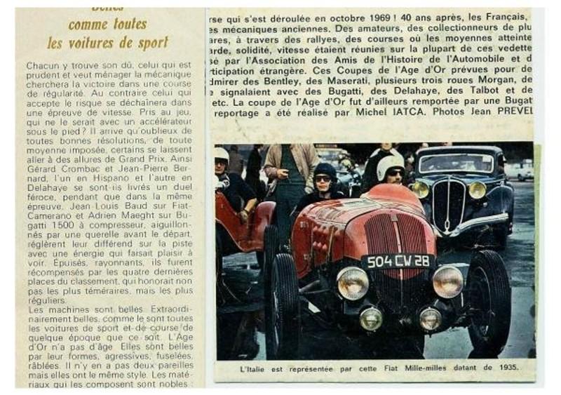 """SIMCA-FIAT, 6cv """"balilla"""", 5 """"topolino"""", 8 """"1100"""" les franco-italiennes - Page 3 W11"""