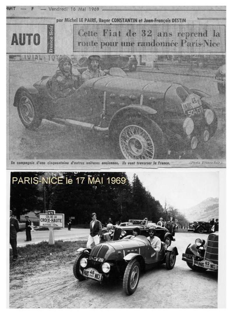 """SIMCA-FIAT, 6cv """"balilla"""", 5 """"topolino"""", 8 """"1100"""" les franco-italiennes - Page 3 X11"""