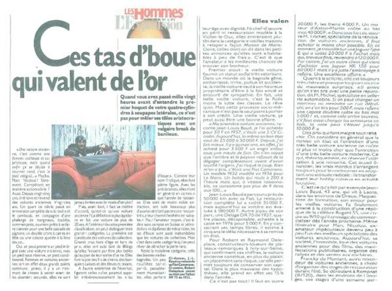 """SIMCA-FIAT, 6cv """"balilla"""", 5 """"topolino"""", 8 """"1100"""" les franco-italiennes - Page 3 Y12"""