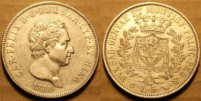 Deux monnaies de Savoie 02710