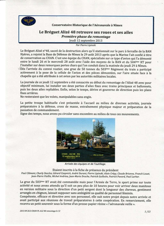[Associations anciens marins] C.H.A.N.-Nîmes (Conservatoire Historique de l'Aéronavale-Nîmes) Imagec47