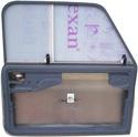vitres coulissantes genre MK1 en marcolon sur porte MK3 Poly110