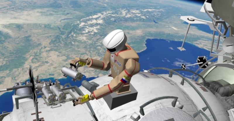 SAR-400 le robot/cosmonaute russe Sans_t16