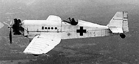 l'Aviation Sanitaire (1930/1945) Bloch-10