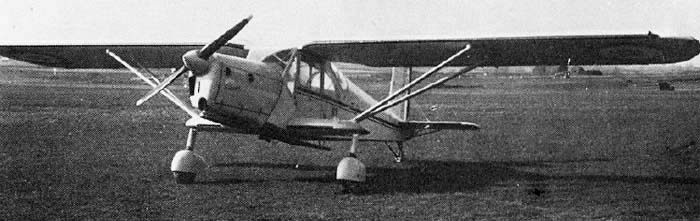 l'Aviation Sanitaire (1930/1945) H180-110
