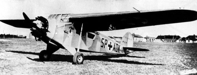 l'Aviation Sanitaire (1930/1945) Lublin10
